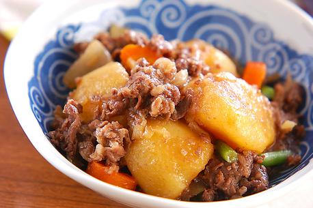 Recipe Braised Beef and Potato