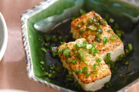 Recipe Butter Sauted Tofu