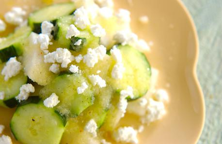Recipe Cucumber Salad