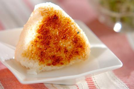 Recipe Fried Onigiri Rice Balls