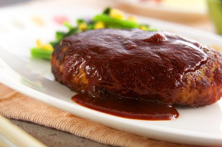 Recipe Hamburger Steak E-Recipe Style