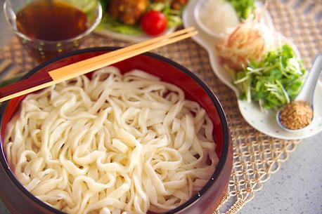 Recipe Homemade Udon Noodles
