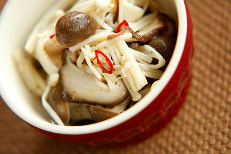 Recipe Marinated Mushrooms