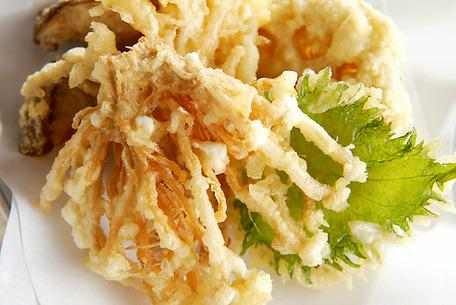 Recipe Mushrooms Tempura