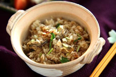 Recipe Oyster Rice
