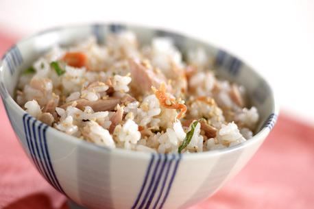 Recipe Plum and Tuna Rice