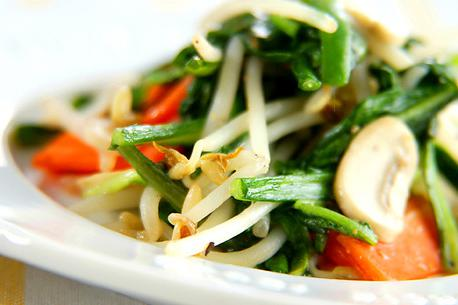 Recipe Stir-Fried Vegetables