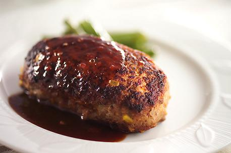 Recipe Summer Hamburger Steak