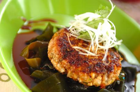 Recipe Tofu Hamburger Steak