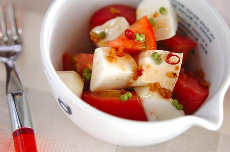 Recipe Tomato and Tofu Salad