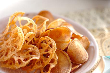 Recipe Vegetable Chips