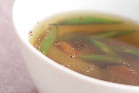 Recipe Vegetable Soup, Japanese-Style